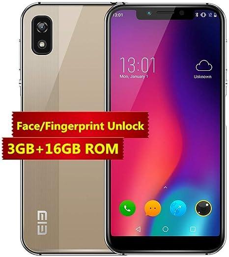 Elephone A4 - 4G Smartphone La Pantalla de Muesca de 5,85 ...