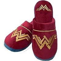 DC Comics Wonder Woman Movie Logo Mule Slippers