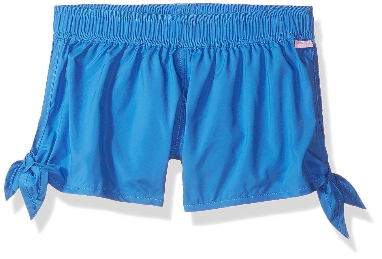 Seafolly Girls' Big Tie Side Boardie Swimsuit 56396