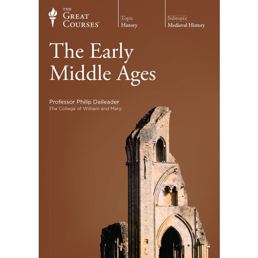 The Early Middle Ages: Professor Philip Daileader: 9781565859142:  Amazon.com: Books