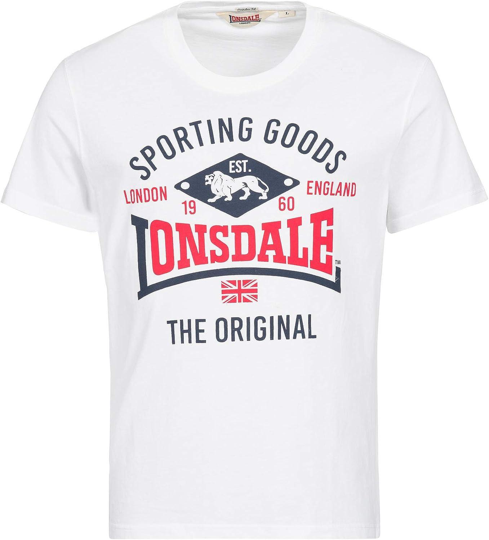 Lonsdale London EMPINGHAM - Camiseta de tirantes para ...