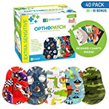 Optho-Patch Kids Eye Patches - Fun Boys Design - 30