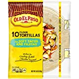 Old El Paso Soft Flour Tortillas, 8.2 oz