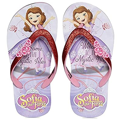 f494019cf114 Sofia The First Girl s Flip-Flops  Buy Online at Low Prices in India ...