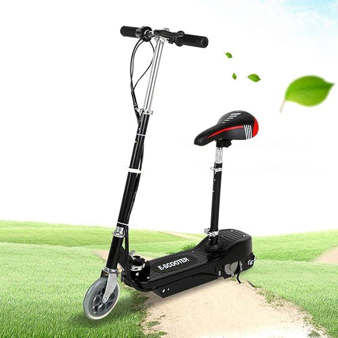 Oaicr Scooter Electrico Patinete Plegable con Sillin para ...