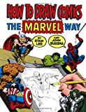 img - for How To Draw Comics The Marvel Way book / textbook / text book