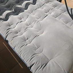 Campingaz Quickbed - Colchón Hinchable Sencillo, color gris, 188 x ...