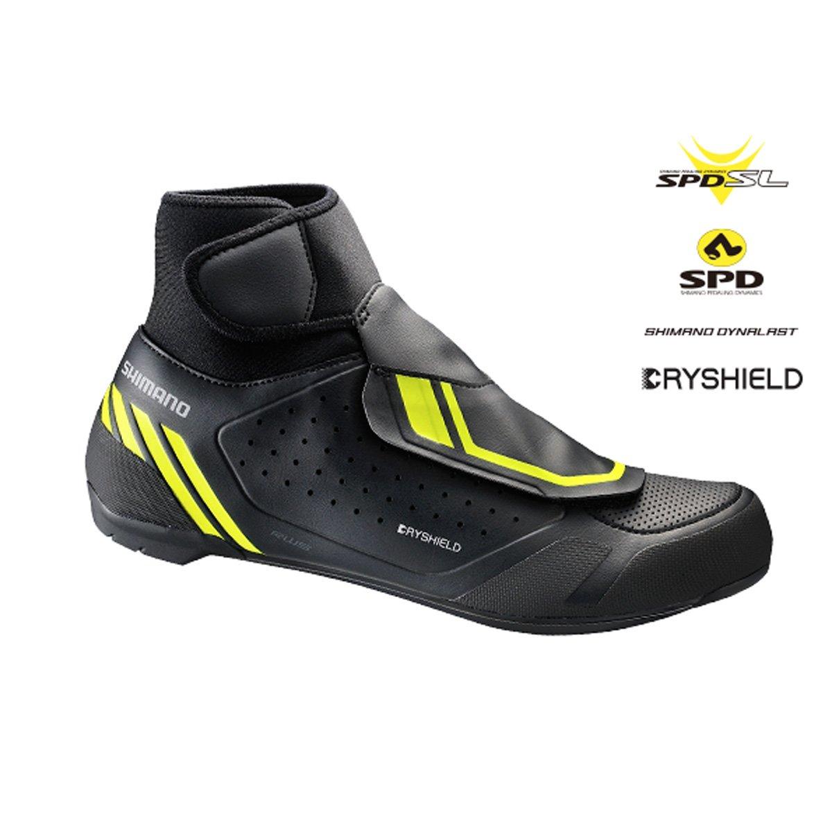 Shimano sh-rw5 Winter Cycling Shoe B078BNLJBZ  ブラック 45