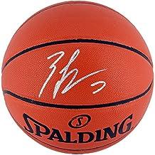 Zach LaVine Minnesota Timberwolves Autographed Indoor/Outdoor Basketball - Fanatics Authentic Certified