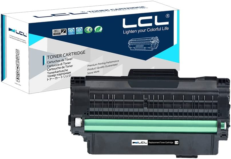 LCL Tambor Compatible DR3400 DR-3400 (1Negro) Reemplazo para ...