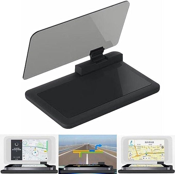 Soporte de navegación GPS Head Up pantalla coche multifuncional ...
