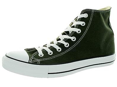 671e6e933949 Converse Unisex Chuck Taylor All Star Hi Top Optical White Sneaker (Mens  6 Womens
