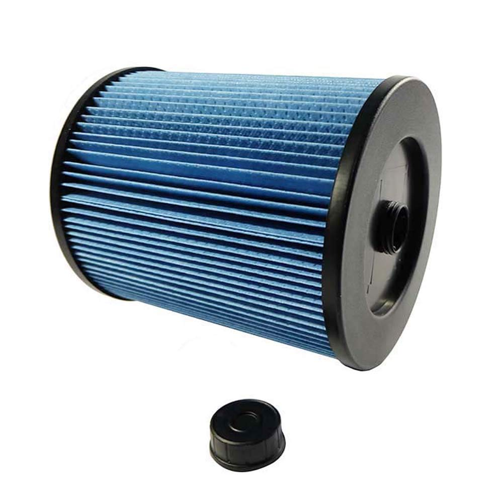 Cartridge Filter for Shop Vac Craftsman 17907 9-17907 Wet/Dry Air Filter Replacement Part