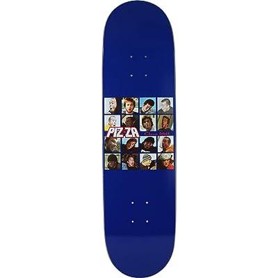 "Pizza Skateboards Chase Webb Yum 41 Skateboard Deck - 8.25"" x 32"" : Sports & Outdoors"
