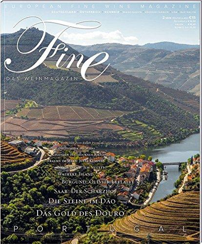 FINE Das Weinmagazin 02/2015: 29. Ausgabe