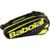 Babolat 2017 Best Quality Pure 6 Racquet Tennis Bag - Choice of Color