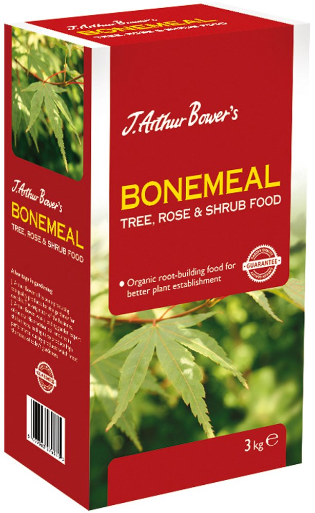 J Arthur Bower's 3 kg Bonemeal Plant Food