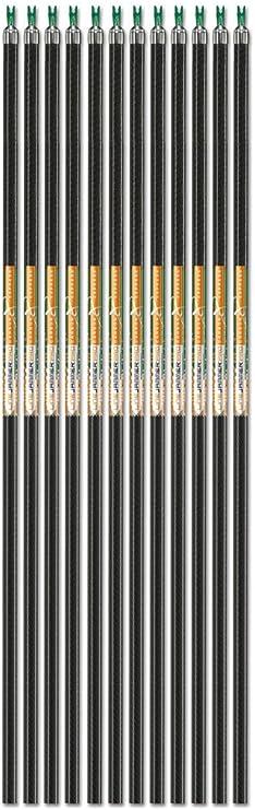 Carbon Express W3401 LineJammer BullDog Nock Collar 12-Pack Fits LineJammer Pro