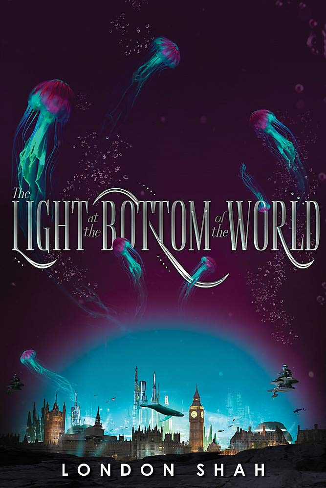 Amazon.com: The Light at the Bottom of the World (Light the Abyss, 1)  (9781368036887): Shah, London: Books