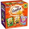 30-Pack Pepperidge Farm Goldfish Variety Pack Bold Mix Deals