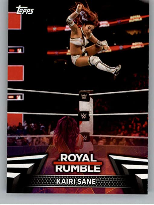 2018 Topps Now NXT #10 Kairi Sane TakeOver Brooklyn Official Trading Card Limited Print Run SOLD OUT at Topps