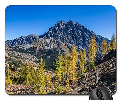 Mouse Pad - Mountain National Forest Wilderness Mount Stuart