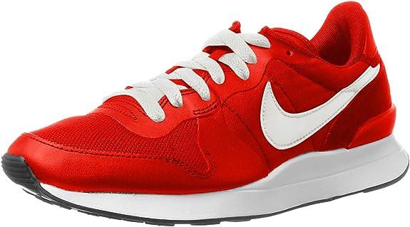 ZAPATILLAS NIKE INTERNATIONALIST ROJO/BLANCO HOMBRE 43 Rojo: Amazon.es: Zapatos y complementos