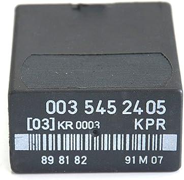 Neu Kraftstoffpumpenrelais 0035452405 Auto