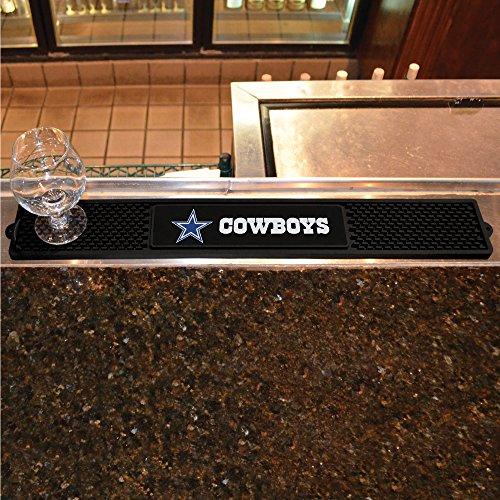 FANMATS  13983  NFL Dallas Cowboys Vinyl Drink Mat