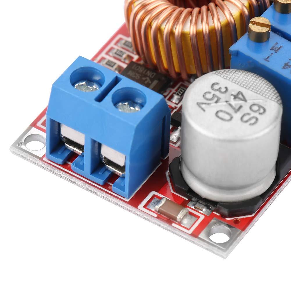 Module de r/églage LED Module de r/églage 6-38V /à 1,25-36V 5A 75W Tension de sortie Convertisseur abaisseur de tension variable Batterie Alimentation r/églable