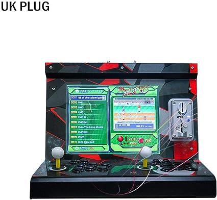 Niulyled Retro Mini Arcade, versión para el hogar, Caja de Tesoros ...