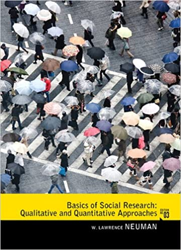 Basics Of Social Research Qualitative And
