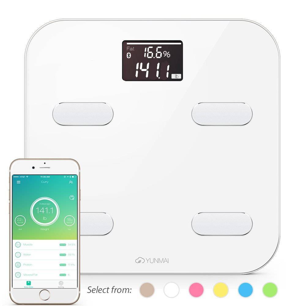 Best Smart Scale 2020.10 Best Body Fat Scales List And Reviews 2019 2020 On