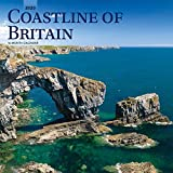 Coastline of Britain 2020 12 x 12 Inch Monthly Square Wall Calendar, UK United Kingdom Ocean Sea Scenic Nature