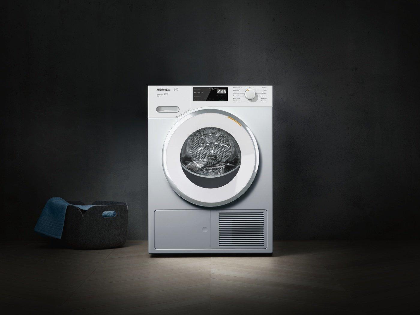 Miele twf wp edition eco wärmepumpentrockner energieklasse a