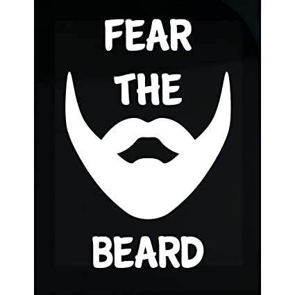 e46ec7af8288 Amazon.com  Fear The Beard Santa Theme Cool Beard Nice Design ...
