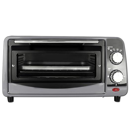 Horno - Horno para pizzas - Panificadora de 9 litros - Mini horno ...