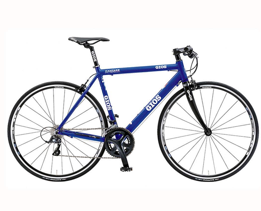 GIOS(ジオス) CANTARE(カンターレ) SORA(2x9s) クロスバイク700C [GIOSブルー] B07JMMM3SQ   460mm