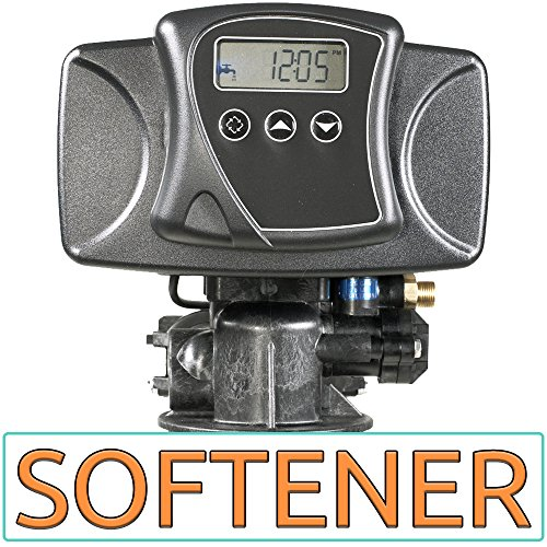 Fleck 5600SXT 48,000 Grain Water Softener Digital SXT Metered Whole House System