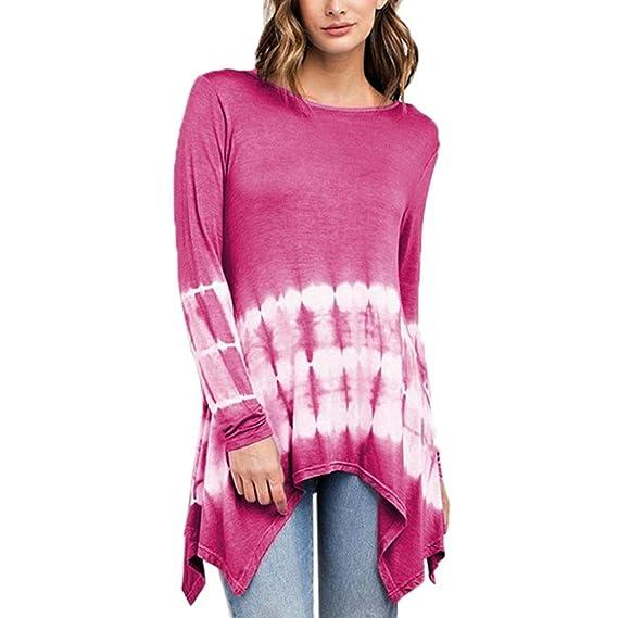 81554d73c27c Amazon.com  Women Gradient Blouse