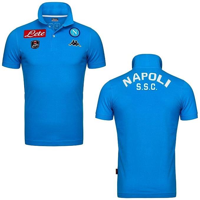 Polo - Wimot Napoli - Azure - XL: Amazon.es: Ropa y accesorios