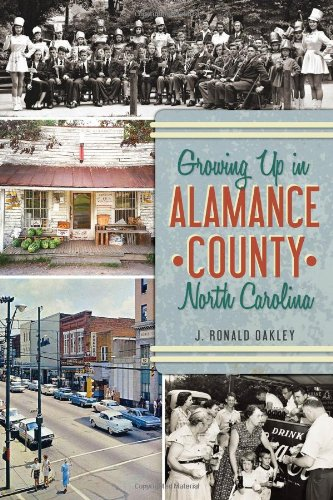 Growing Up in Alamance County, North - Ga Oakley