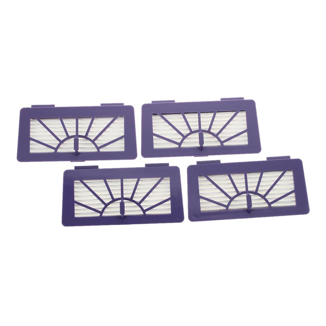 TOOGOO(R) Filtri 4 pezzi Hepa per Neato XV-15, XV-11, XV-12, XV-25, XV-21 e Vorwerk VR100 SHOMAGT37056