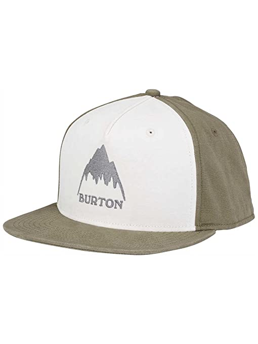 5a886ca2c47 Amazon.com  Burton Roustabout Snapback Hat Cap (Dusty Olive)  Sports ...