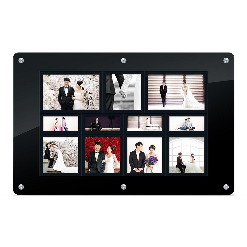 Amazon.com: INSTA FRAME INSTAFRAME, Collage Frame, 42 x 27 cm, Black ...