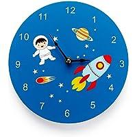 Mousehouse Gifts - Reloj de pared infantil