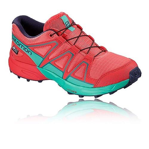 52b88307da0b Salomon Speedcross CSWP Junior Trail Running Shoes - SS19-37