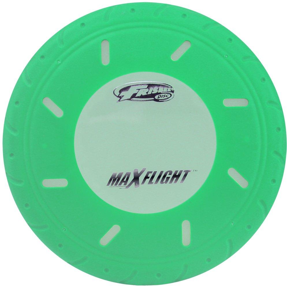 sunflex Max Flight Glow Frisbee phosphorescent