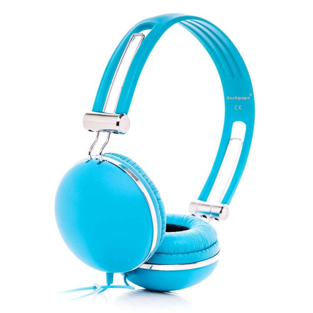 RockPapa OV820X Stereo Cuffie per Bambini   Adulti 02abe6e455af