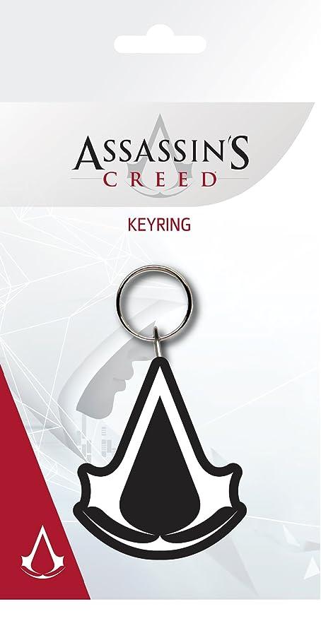 GB Eye LTD, Assassins Creed, Logo, Llavero